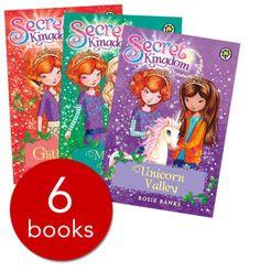 Secret Kingdom Collection - 6 Books(Collection):9781408333969