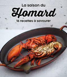 Enfin, le homard se retrouve dans nos listes d'épicerie, preuve que la belle saison est bel et bien commencée. Zeste célèbre la bonne nouvelle avec ses meilleures recettes de homard, de la guedille aux SALADES, et plus, histoire de cuisiner aussi la bête en entier. Même que, pour aller plus loin, on vous propose des plats gastronomiques avec ce FRUIT DE MER en vedette, dont une bisque de homard sublime.