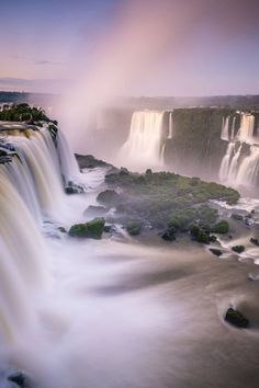 Iguassu Falls in Brazil and Argentina. | Blog by the Planet D | #Travel #TravelPhotography #Wanderlust #TravelInspiration Top 10 Destinations, Angeles, China Image, Nature Music, Win A Trip, Exotic Places, Get Outdoors, South America Travel, Argentina