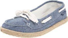 Roxy Women's Ahoy Jute Boat Shoe