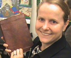 Restored heirloom book will bring joy for generations to come.