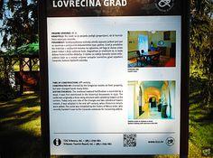 Lovrencina castle #travel #visit #croatia #castle #zagrebcounty #tzzz. Visit Croatia, Castle, Travel, Viajes, Castles, Destinations, Traveling, Trips