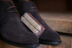 #yanko #yankoshoes #saphir #suede #brush #crepe #chukka #shoes #shoe #buty #butyklasyczne #obuwie #yankostyle #yankolover #yankochukka #boots #yankoboots #trzewiki #shoestagram #shoeporn @patinepl #patine #patinepl #multirenowacja #multirenowacjapl #schuhe #mensshoes #menswear #fashion #fashionlover