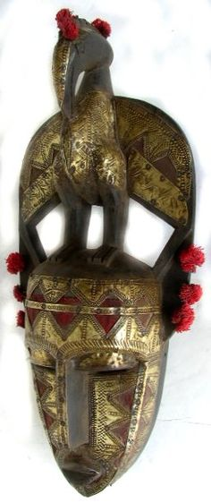 Marka Mask by Unknown Artist
