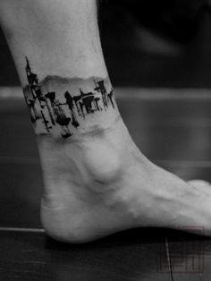 Building Tattoo Designs 100 adorable ankle \x3cb\x3etattoo designs\x3c ...