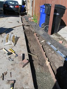 widening a driveway with brick - Google Search