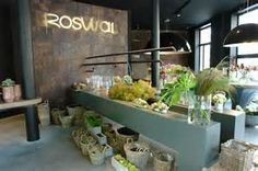 Interieur bloemenwinkel Brussel 3