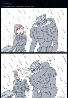 Mass Effect problems.