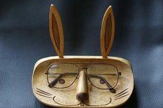 Поделка-Деревянная подставка для очков. | Столярный блог.