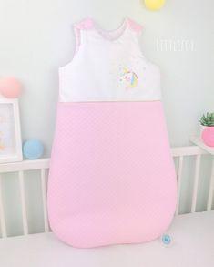 Gigoteuse licorne Baby Bedroom, Nursery Room, Baby Shower, Etsy, White Cotton, Bed Drapes, Unicorn, Nursery, Bebe