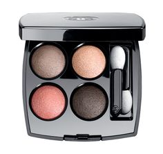 Chanel Les 4 Ombres Spring 2014 Makeup Collection - If you're a fan of the Chanel eye makeup products, you should definitely take a look at the Chanel Les 4 Ombres makeup collection the label is preparing to release. Chanel Eyeshadow, Eyeshadow Set, Eyeshadow Palette, Beauty Kit, Beauty Make Up, My Beauty, Beauty Hacks, Beauty Products, Makeup Products