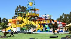 Water parks coming soon to Sydney and West Sydney