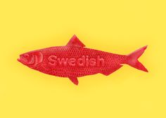 Poster | SWEDISH FISH von Chase Kunz | more posters at http://moreposter.de