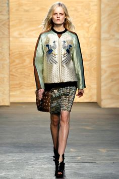 PROENZA SCHOULER FALL 2012 http://www.chinesefashionstyle.com/