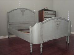 Paint Style For Our NEW Curved Antique Bed K