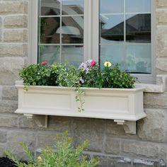 Mayne 4 Feet Fairfield Window Box Planters - Welcome to Yardify - 2