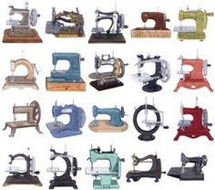Dakota Collectibles embroidery designs - Antique Toy Sewing Machines  Reviews