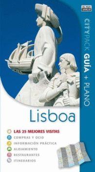 LISBOA  CITYPACK las 25 mejores visitas. Guía turística. Incluye Plano