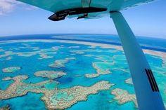 """遂に遂に...この絶景を見るのが夢でこれの大自然を持ってるオーストラリアで勉強したいって言う気持ちを自分に与えてくれたこの地""""世界遺産グレートバリアリーフ""""へ来月一人旅行ってきます学校の都合もあったりと4日間ですけど十分 中学校の時に家にあった世界遺産がテーマのカレンダーで一枚のグレートバリアリーフの写真を見たのがきっかけでした一生に一度はあの写真の地へ行ってみたいって感情が忘れれずにその思い一心で選んだ留学先でもあったんで大学生の内に自分の足で訪れることができるなんて信じられません この旅行では思う存分現地を満喫したいんで色々アクティビティーに迷ったけど... 絶対に後悔したくないってことで豪華に.... 現地の小型飛行機をチャーターして上空から一望してきます 考えるだけで幸せ ホテルも贅沢に良いところ抑えすでに半端ない出費ですけど奮発しました笑 現地でもっと色んなアクティビティー楽しむためにはもっと出費かさむけどバイト頑張って貯めたお金は今まさに使う時 あの有名な旅番組の 世界の車窓からで長年使われてたキュランダ鉄道へも訪れたり夜の街を散策したりとやりたいことたくさん…"""
