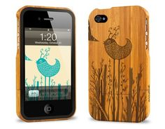 wood iphone case.