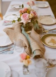 wedding mismatched plates - Google Search