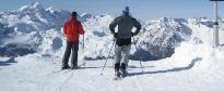 Estación de esquí de Astún. Jaca.