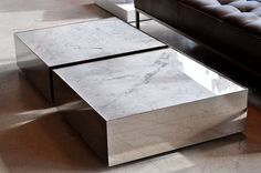Coffee Table marble top - Coffee Tables Furniture
