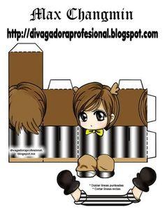 DIY TVXQ paper Toy balloons  http://divagadoraprofesional.blogspot.mx/2011/02/max-changmin.html?m=1