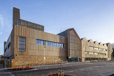Galería de Edificio Bob Champion / Hawkins\Brown - 8
