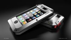 TAKTIK: Premium Protection System for the iPhone by Scott Wilson + MINIMAL