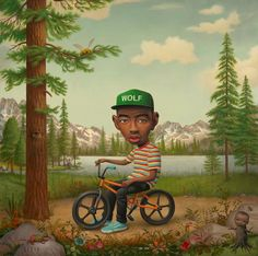 Tyler, the Creator Announces 'Wolf', Album Art & Tour Dates