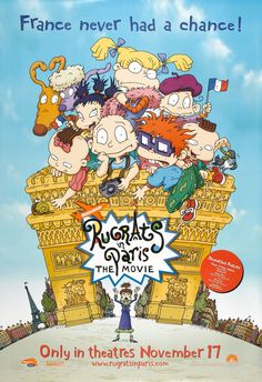 Return to the main poster page for Rugrats in Paris: The Movie (#2 of 7)