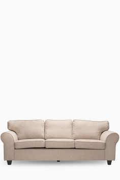 Our Charleston 3 Seater sofa has a relaxed look that is perfect for a casual lounge or TV room. Upholstered in polyester with a woven finish, this sofa is built for comfort and durability. My Living Room, Living Room Furniture, Home Furniture, Mr Price Home, Corner Couch, Sofa Shop, Home Decor Online, 3 Seater Sofa, Chair Fabric