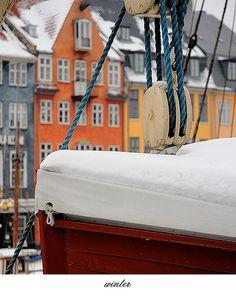 winter - Copenhagen, Denmark