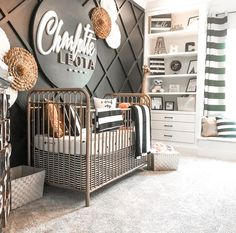 Kleine Samen Monarch Hill Ivy Metal Crib – – The Effective Pictures We Offer You About baby room decor … Baby Bedroom, Baby Boy Rooms, Baby Boy Nurseries, Baby Room Themes, Room Baby, Nursery Themes, Neutral Baby Rooms, Nursery Ideas Neutral, Toddler And Baby Room
