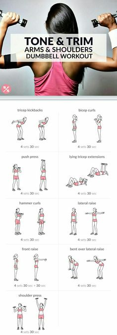 tone your arms  | Posted By: NewHowToLoseBellyFat.com