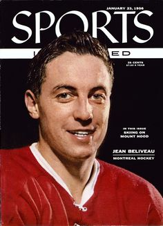 buy Jean Beliveau of The Canadiens Sports Illustrated cover reprints Montreal Canadiens, Montreal Hockey, Hockey Highlights, Si Cover, Hockey Pictures, Hockey Boards, Sports Illustrated Covers, Florida Panthers, Baseball Players