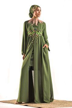 Green Series New Collection S/S 2016 - ITANG YUNASZ