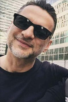 Dave Gahan of Depeche Mode (like dad)