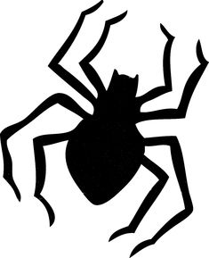 free spiders clipart free clipart images graphics animated gifs rh pinterest com spider clip art free spider clipart black and white