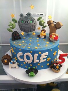 Seriously, if there was a way to have this cake made for Eric, I would totally do it!