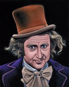 Willy Wonka by Bruce White [©2012]