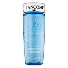 Sephora: Lanc�me : BI-FACIL - Double-Action Eye Makeup Remover : eye-makeup-remover