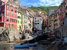 Unique and special - Riomaggiore, Cingue Terre, Italy.
