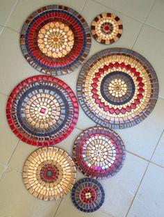 Mosaico Mandalas                                                       …