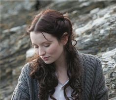 Emily Browning - whom I would cast as Mina in DRACULA. I see the love between her and Jonathan as the protagonist of the story.