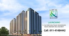 Omkar Lawns And Beyond successfully announced to develop residences of 1/2/3BHK at western express highway Mumbai. These apartments are combined with amenities to set a new milestone while developing the residences. Most of the builders are providing the high end lavishing flat so that homebuyers will engage.
