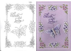 Anne Quinn Free Parchment Craft Patterns