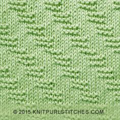 Reversible Knitting Stitches In The Round : Knit Dishcloths on Pinterest Dishcloth, Knit Dishcloth Patterns and Knitted...