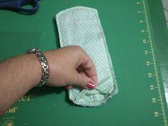 Kit manicure com molde e passo a passo